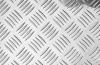 Лист алюминиевый рифленый АМг2 3*1500*3000