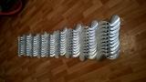 Алюминиевые винты для болотоходов стандартного шага